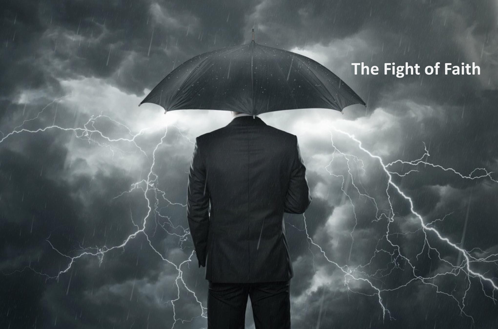 Fight of Faith Logo