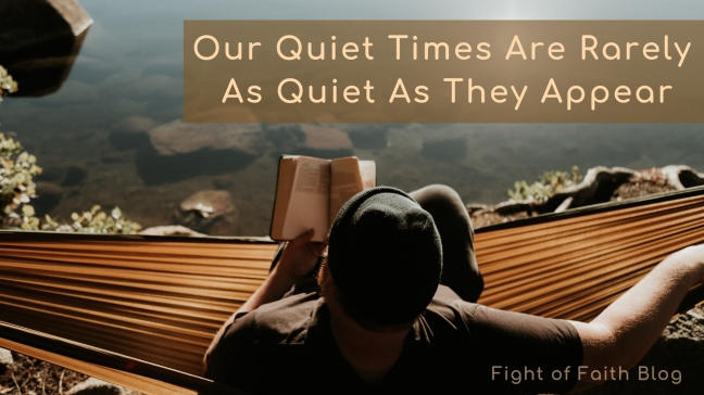 Quiet Times new