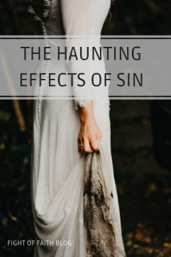 Haunting Effects of Sin