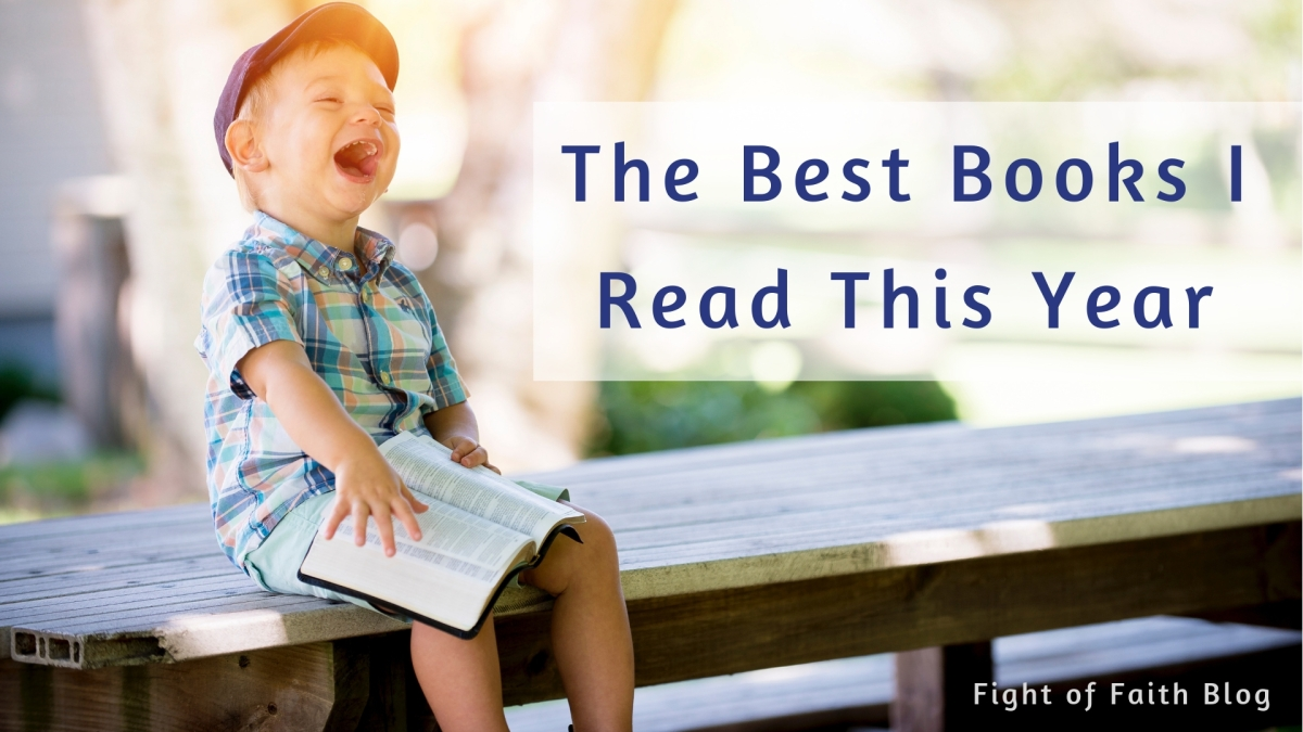 The Best Books I Read this Year